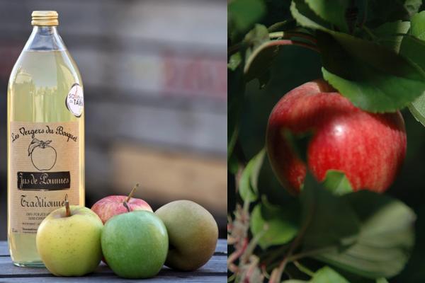 jus de pomme Traditionnel